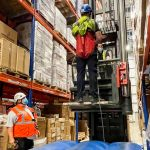 Working at Height Training Goes Without a Hitch at Century Logistics